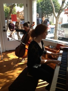 Cello and Piano Recital at The Salon, Salle Pianos @ Salle Pianos | San Francisco | California | United States